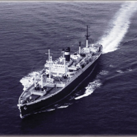 "Lecture: ""The Ship That Would Not Die: USS Queens, SS Excambion & USTS Texas Clipper"""