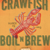 Annual Crawfish Boil