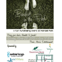 "Friends of Mandell Park Fundraiser ""Barefoot in the Park"""