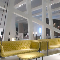 Ligne Roset, furniture store, West Ave, Houston