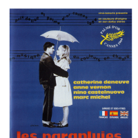 French Cultures Festival film screening: Les parapluies de Cherbourg