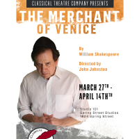 Classical Theatre Company presents The Merchant of Venice by William Shakespeare