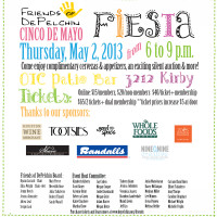 Fourth Annual Friends of DePelchin Cinco de Mayo Fiesta