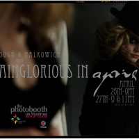 "Hough and Halkowich present ""Vainglorious in April: A Funhouse of Vanity, Vaudeville and Love"""