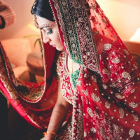 Art opening reception: Anointed and Adorned: Indian Weddings in Houston
