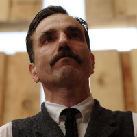 Daniel Day-Lewis as Daniel Plainview in There Will Be Blood