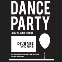 DiverseWorks dance party