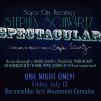 Bayou City Theatrics presents Stephen Schwartz Spectacular