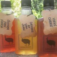 Geraldine's bottled cocktails Jennifer Keyser 2015