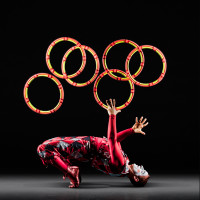 Houston Symphony season 2013-14 announcement, February 2013, Cirque de la Symphonie