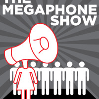 Austin photo: events_ryan_megaphone show_the new movement_mar 2013_promo