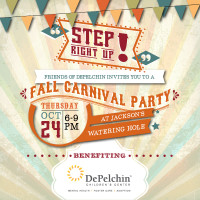 Friends of Depelchin's Fall Carnival Party
