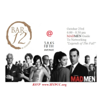 Mad Men Legends of the Fall Event