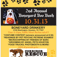 Second Annual Boneyard Boo Bash