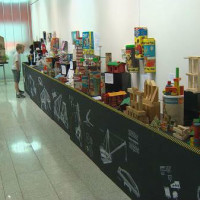 DCFA presents Building Toys and Toy Buildings