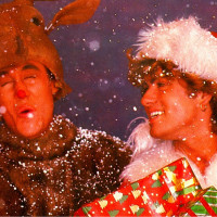 Wham! Last Christmas music video