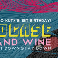 poster for KUTX 98.9 First Birthday celebration with Neko Case at Bass Hall