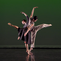"The Society for the Performing Arts presents ""Mark Morris Dance Group"""
