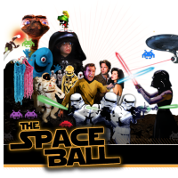 """The Space Ball"" benefiting Fresh Arts"