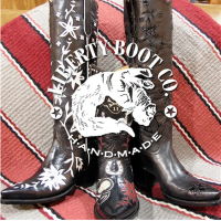 Pinto Ranch Trunk Show: Liberty Boot Co.