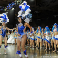 dancers from Brasileiro Carnaval 2013 for Brazilian Mardi Gras