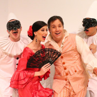 UH Moores Opera Center presents The Barber of Seville