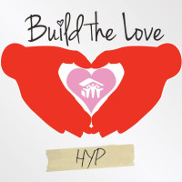 flyer for Habitat Young Professionals Build the Love fundraiser