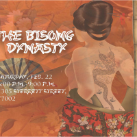 "Bisong Art Gallery First Anniversary art opening: ""Discovering The Bisong Dynasty"""