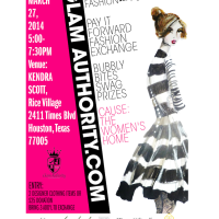 """Fashion Forward Fashion Exchange"" benefiting The Women's Home"