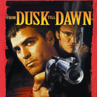 poster for original film From Dusk Till Dawn by Robert Rodriguez