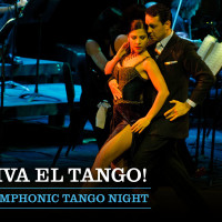 "Texas Medical Center Orchestra presents ""Viva el Tango!"""