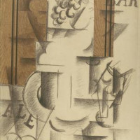 "Art + Studio Adult Workshop: ""Inspired by Braque"""