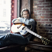 Jeff Bridges And The Abiders in concert