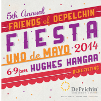 Fifth Annual Friends of DePelchin Fiesta