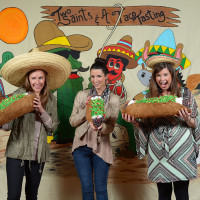 "University of St. Thomas Alumni Association's Third  Annual ""Two Saints and a Taco Tasting"" Scholarship Fundraiser"