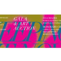 "Contemporary Arts Museum Houston's 65h Anniversary Gala & Art Auction ""Keeping it Now"""