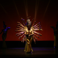 "Dance of Asian America presents ""East Meets West XII"""