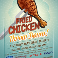 Fried Chicken Throwdown benefiting Lucky Dog Rescue