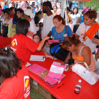 Neighborhood Centers Health Fair, presented by Walmart