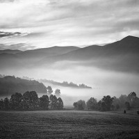 Aker Imaging Gallery opening reception: Early Light: The Cades Cove Landscapes by Laszlo Perlaky