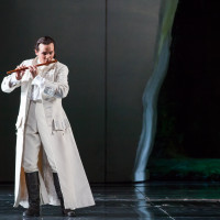 Houston Grand Opera HGO The Magic Flute January 2015 David Portillo as Tamino