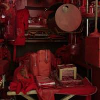 Robert Therrien_Red Room_2000-2007