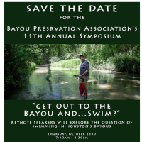 Bayou Preservation Association's 11th Annual Symposium