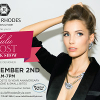 Designer appearance and trunk show: Lulu Frost