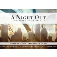 "14th Annual ""A Night Out"" benefiting Dress for Success"