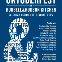 Oktoberfest at Hubbell & Hudson Kitchen