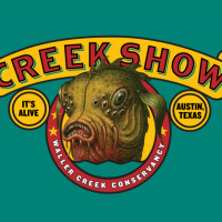 Creek Show: Light Night 2014