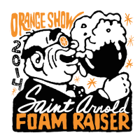 2014 Saint Arnold Foam Raiser