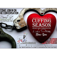 "The Art of Conversation ""Cuffing Season"" Brunch and Conversation"