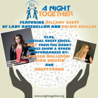 A Night Together with Hillary Scott_Dell Children's_Paramount Theatre_poster CROPPED_January 2015